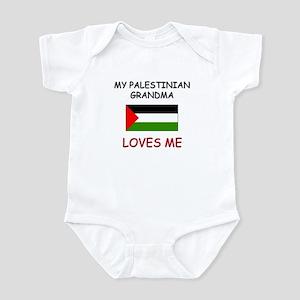 My Palestinian Grandma Loves Me Infant Bodysuit