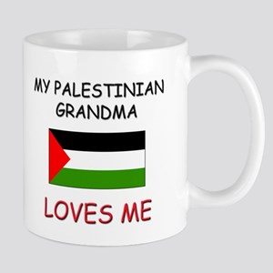 My Palestinian Grandma Loves Me Mug