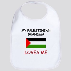 My Palestinian Grandma Loves Me Bib