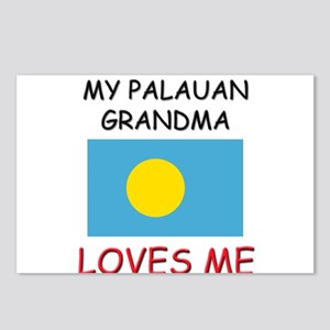 My Palauan Grandma Loves Me Postcards (Package of