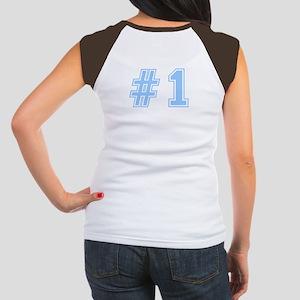 TEAM ANISTON / TEAM JOLIE Women's Cap Sleeve T-Shi