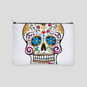 Sugar Skull Makeup Bag