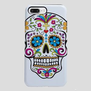 Sugar Skull iPhone 8/7 Plus Tough Case