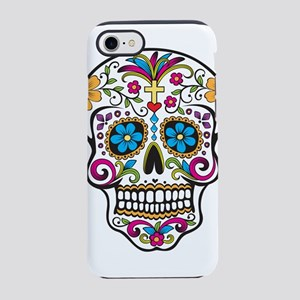 Sugar Skull iPhone 8/7 Tough Case