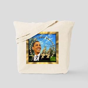 """Obama Inauguration"" Tote Bag"
