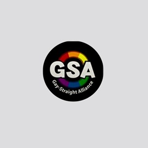GSA Circle Mini Button