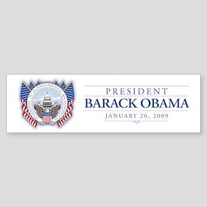 Obama Inauguration Bumper Sticker