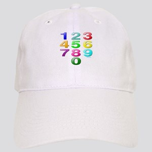 COUNTING/NUMBERS Cap