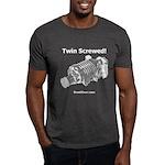 Twin Screwed! - Supercharger - BoostGear T-Shirt