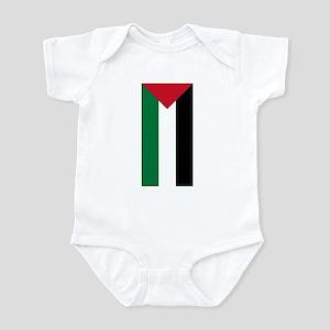 Palestinian Flag Infant Bodysuit