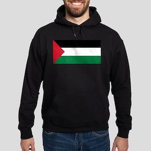 Flag of Palestine Hoodie (dark)