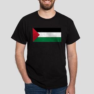 Flag of Palestine Dark T-Shirt