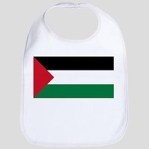 Flag of Palestine Bib