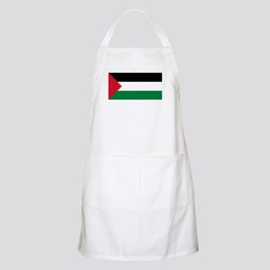 Flag of Palestine BBQ Apron