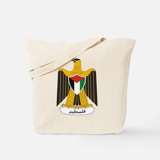 Palestinian Coat of Arms Tote Bag
