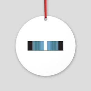 Antarctica Service Ornament (Round)