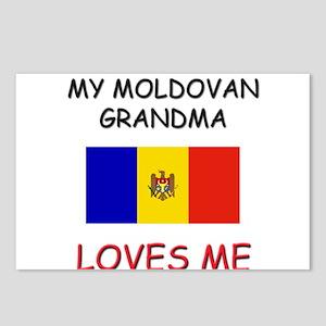 My Monacan Grandma Loves Me Postcards (Package of