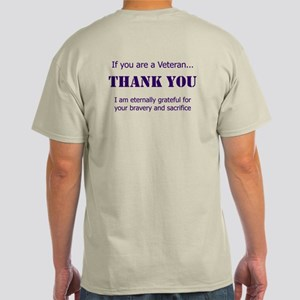 If you are a Veteran... Light T-Shirt