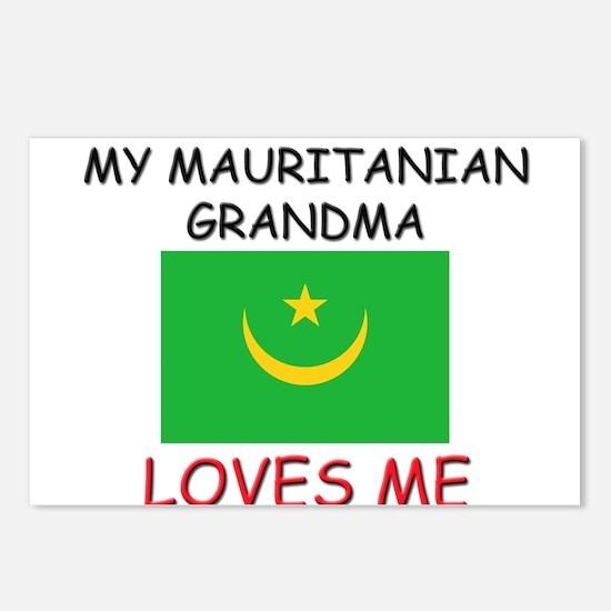My Mauritanian Grandma Loves Me Postcards (Package