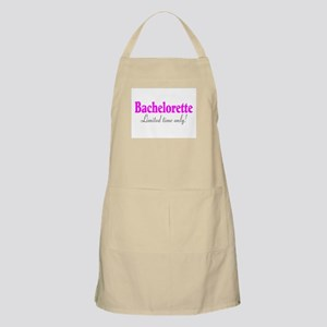 Bachelorette, Limited Time Only BBQ Apron