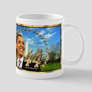 """Obama Inauguration"" Mug"