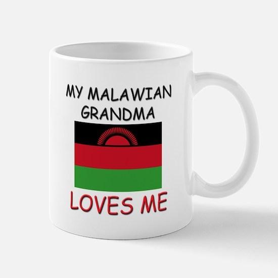 My Malawian Grandma Loves Me Mug