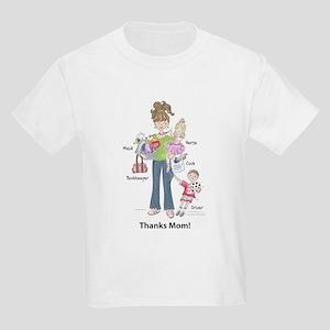 Priceless Mom Kids Light T-Shirt