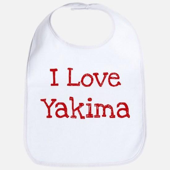 I love Yakima Bib