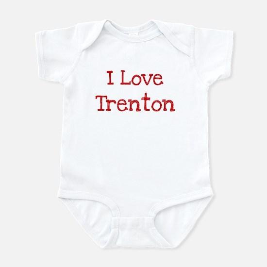 I love Trenton Infant Bodysuit