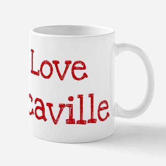 I love Vacaville Mug