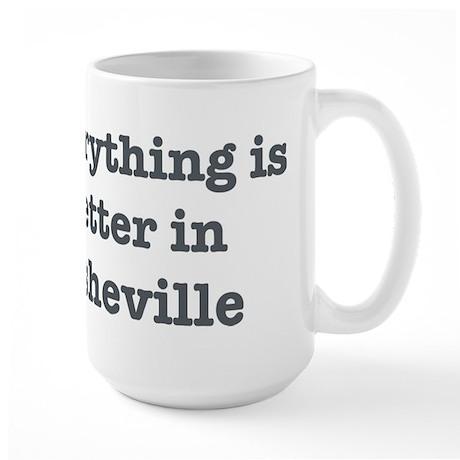 Better in Asheville Large Mug