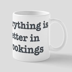 Better in Brookings Mug