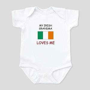 My Irish Grandma Loves Me Infant Bodysuit