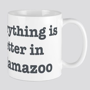 Better in Kalamazoo Mug