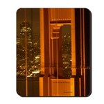 sf gifts! golden gate bridge night mousepads