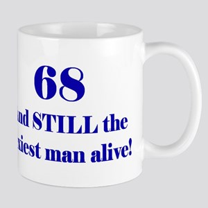 68 Still Sexiest 2 Blue Mugs