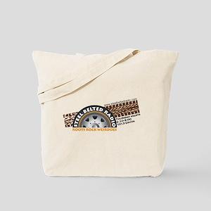 Steel Belted Radio Tote Bag