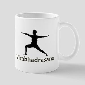 Virabhadrasana Mug