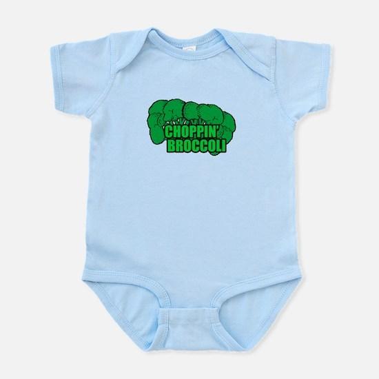 Choppin' Broccoli Infant Bodysuit