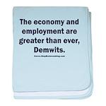 MAGA economy, Demwits baby blanket