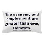 MAGA economy, Demwits Pillow Case