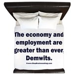 MAGA economy, Demwits King Duvet