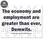 MAGA economy, Demwits Puzzle