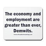 MAGA economy, Demwits Mousepad