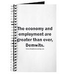 MAGA economy, Demwits Journal