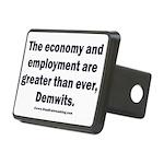 MAGA economy, Demwits Rectangular Hitch Cover