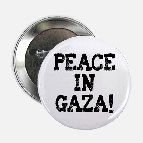 """Peace in Gaza 2.25"""" Button"""