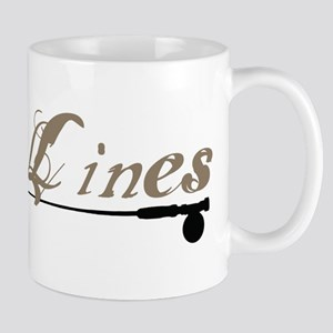 Tight Lines Fishing Mug
