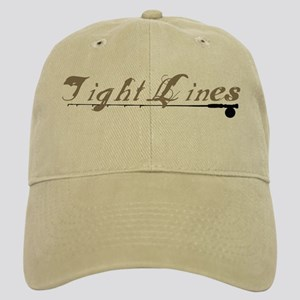 Tight Lines Fishing Cap