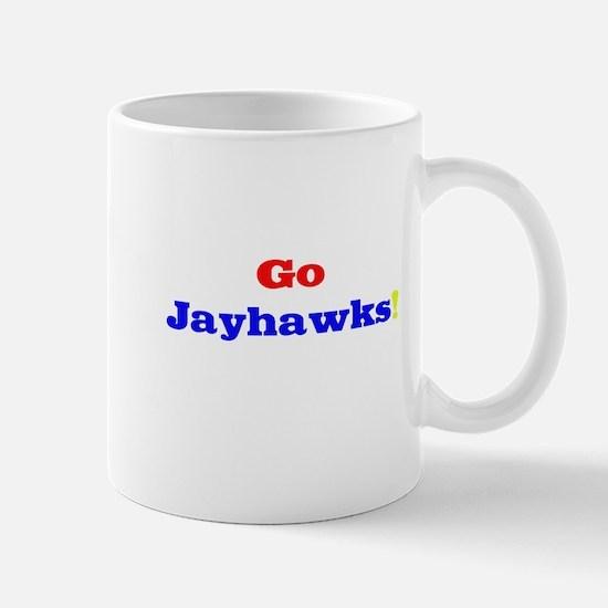 Go Jayhawks! Mug